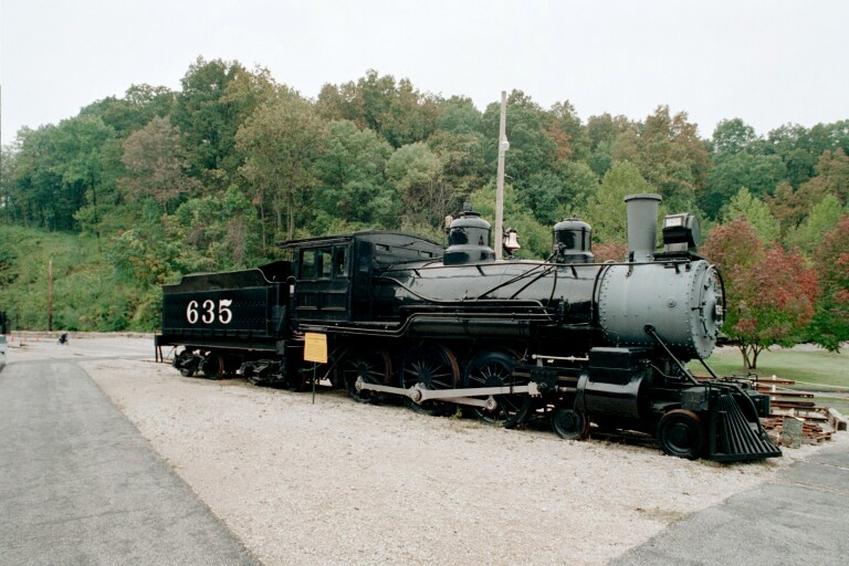 Missouri Pacific 635