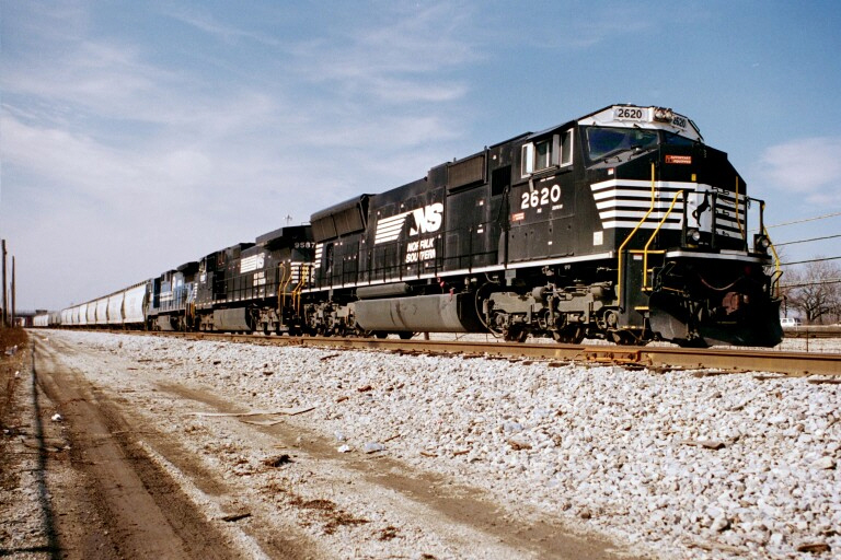 Norfolk Southern at Cicero, IL