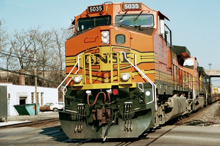 Burlington Northern Santa Fe at Cicero, IL