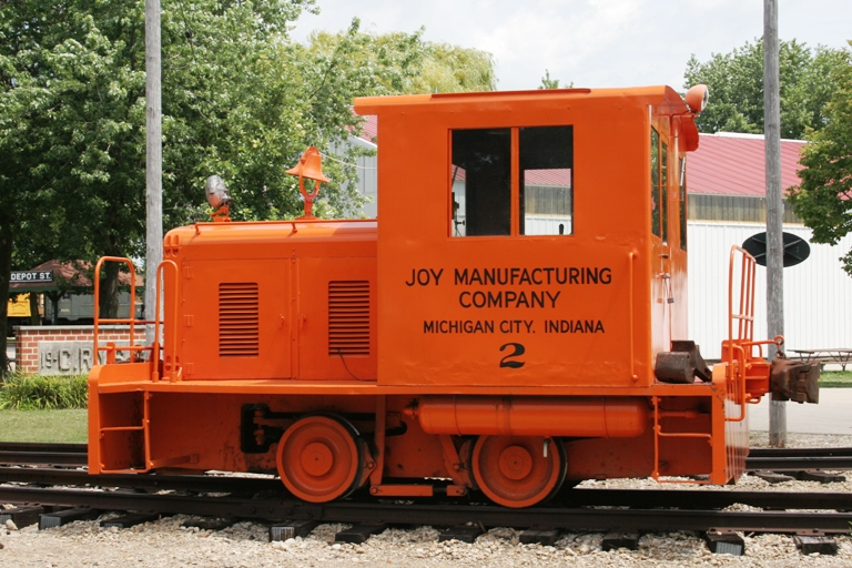 Joy Manufacturing Company 2