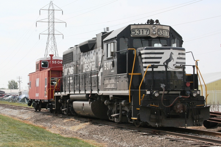 Norfork Southern 5317