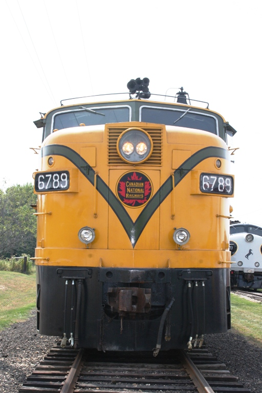 Canadian National 6789