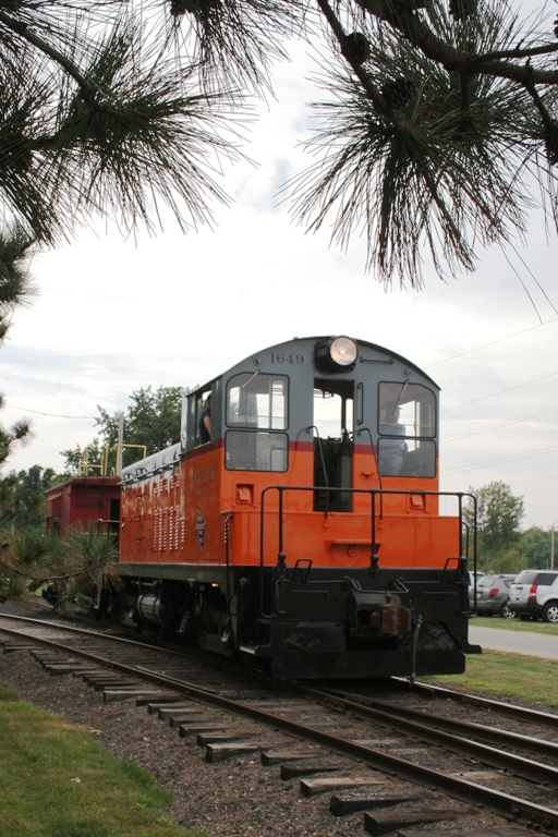 Milwaukee Road 1649