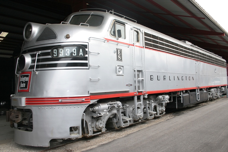 Burlington Route 9939A